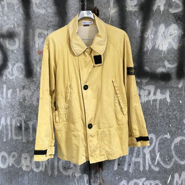 vintage stone island jacket by paul harvey