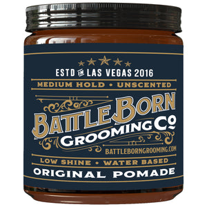 Original Pomade - (Unscented, 4 oz)