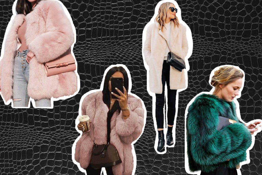 Caring for faux fur