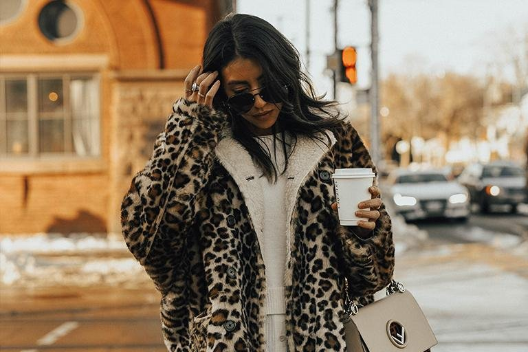 Pairing a Leopard Jacket