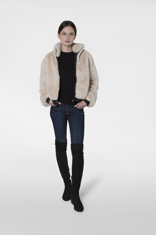 Evelyn Jacket - Beige