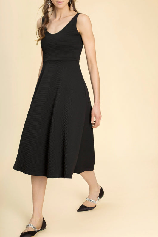 DAVIS PROJECT BELLE BALLERINA DRESS BLACK