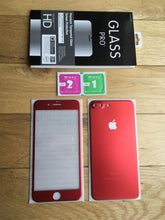 LIMITED EDITION iPhone RED © Colour Changer - Front and Back - Metal 3D