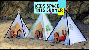 teepee summetime fun for christmas