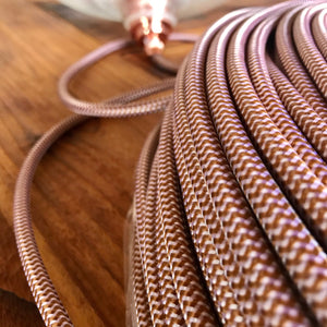 3 Core Coloured Electrical Cord