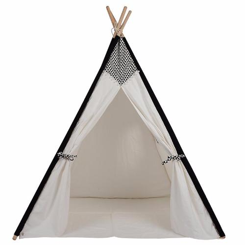 ... Kids teepee tipi kids play tent play tent cotton tent canvas ...  sc 1 st  Kiwi Living : teepee tent nz - memphite.com