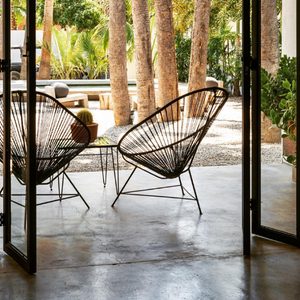 acapulco chair, mocka, outdoor chair, designer furniture, cintesi, maya,