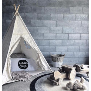 Kids teepee, tipi, kids play tent, play tent, cotton tent, canvas teepee, Mocka teepee, Mocka tent, mocha nz, kids christmas present, baby room decor nz, kiwi living teepee, wedding tent. outdoor tent,