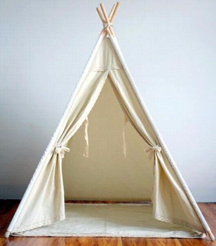 ... Kids teepee tipi kids play tent play tent cotton tent canvas ... : teepee tent nz - memphite.com