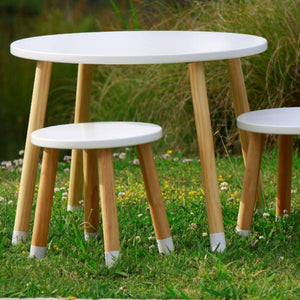 Evo table & stool set