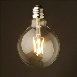 G125 Bulb, light bulbs old filament,  retro lighting, Mr Ralph, ECC Lighting, Boudi, edison filament bulb, energy saver bulbs nz, halogen bulbs nz, decorative bulbs, Plumen, screw in designer bulbs, Lighting Plus. LED bulb, LED lightbulb