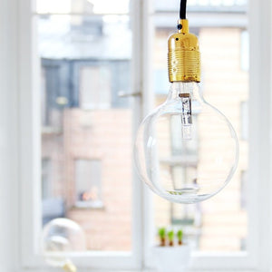 G125 Bulb, light bulbs old filament,  retro lighting, Mr Ralph, ECC Lighting, Boudi, edison filament bulb, energy saver bulbs nz, halogen bulbs nz, decorative bulbs, Plumen, screw in designer bulbs, Lighting Plus.