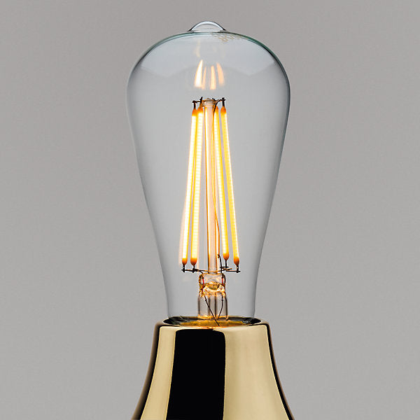 LED Teardrop Energy Saver Bulb