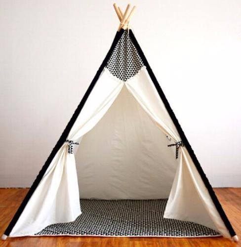 ... Kids teepee tipi kids play tent play tent cotton tent canvas ... : play tent nz - memphite.com