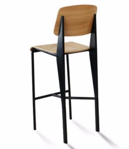 Kitchen Stools New Zealand: Replica Prouve Stool 650mm