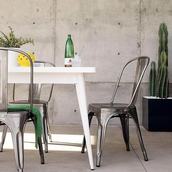 replica tolix cafe chair on sale kiwi living