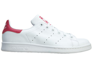 adidas Stan Smith White Pink (GS)