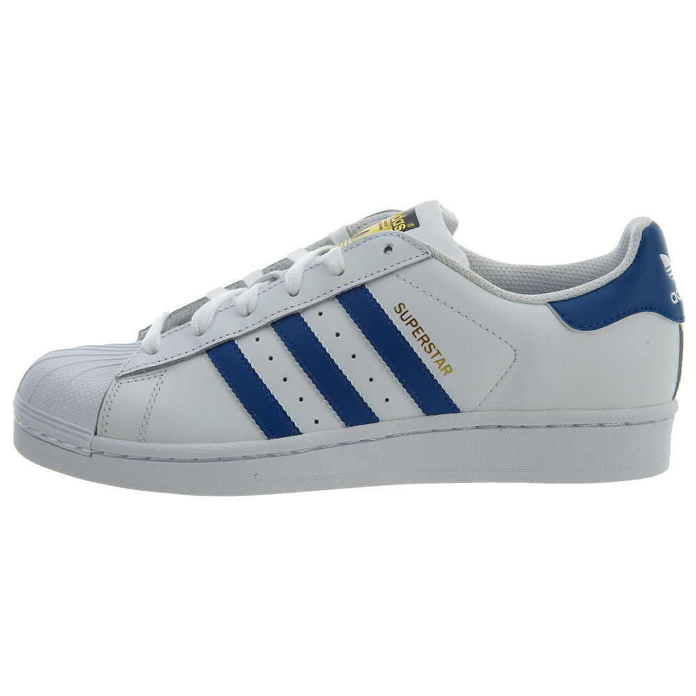 Adidas Superstar Foundation  Big Kids Style : S74944-e