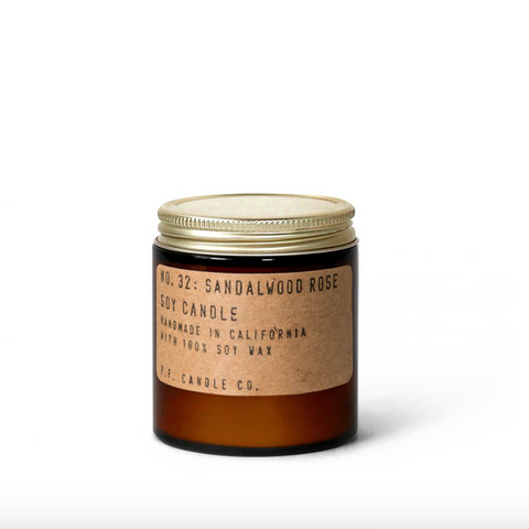 P.F. Candle Co. - Sandalwood Rose