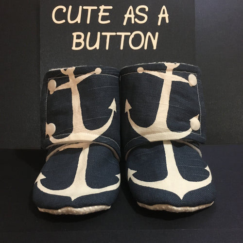 anchors booties
