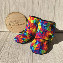 puppy love co-ordinate booties