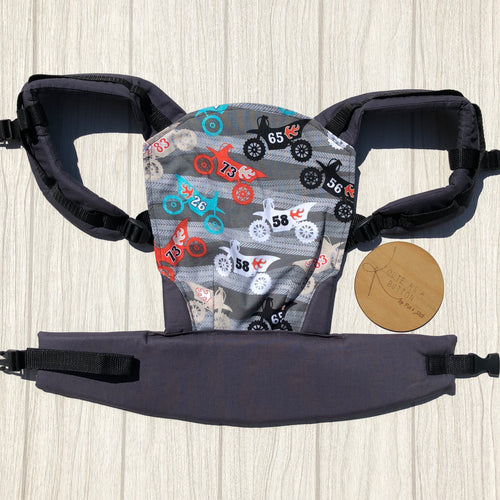 Motorama doll carrier, mini soft structured carrier
