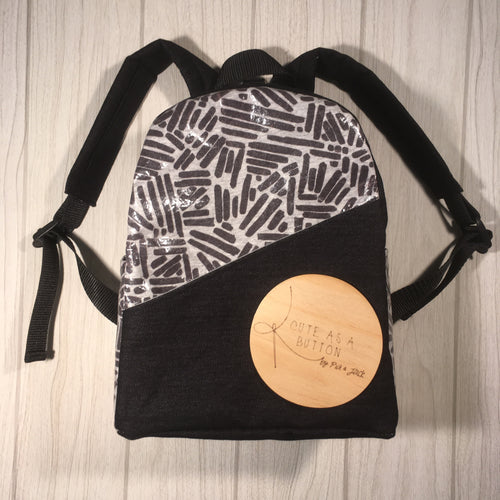 Tribal kids backpack