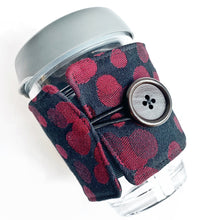 Black cherry Keep cup cozy