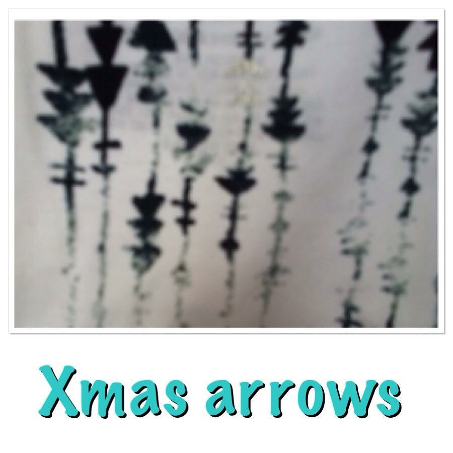X- mas arrow- repurposed bonds