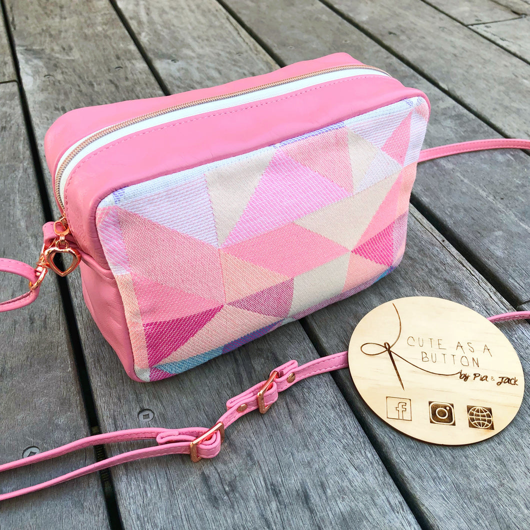 Essentials crossbody featuring Ankalia mako fairy floss