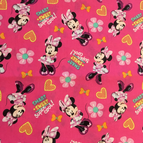 Minnie Mouse  - pink