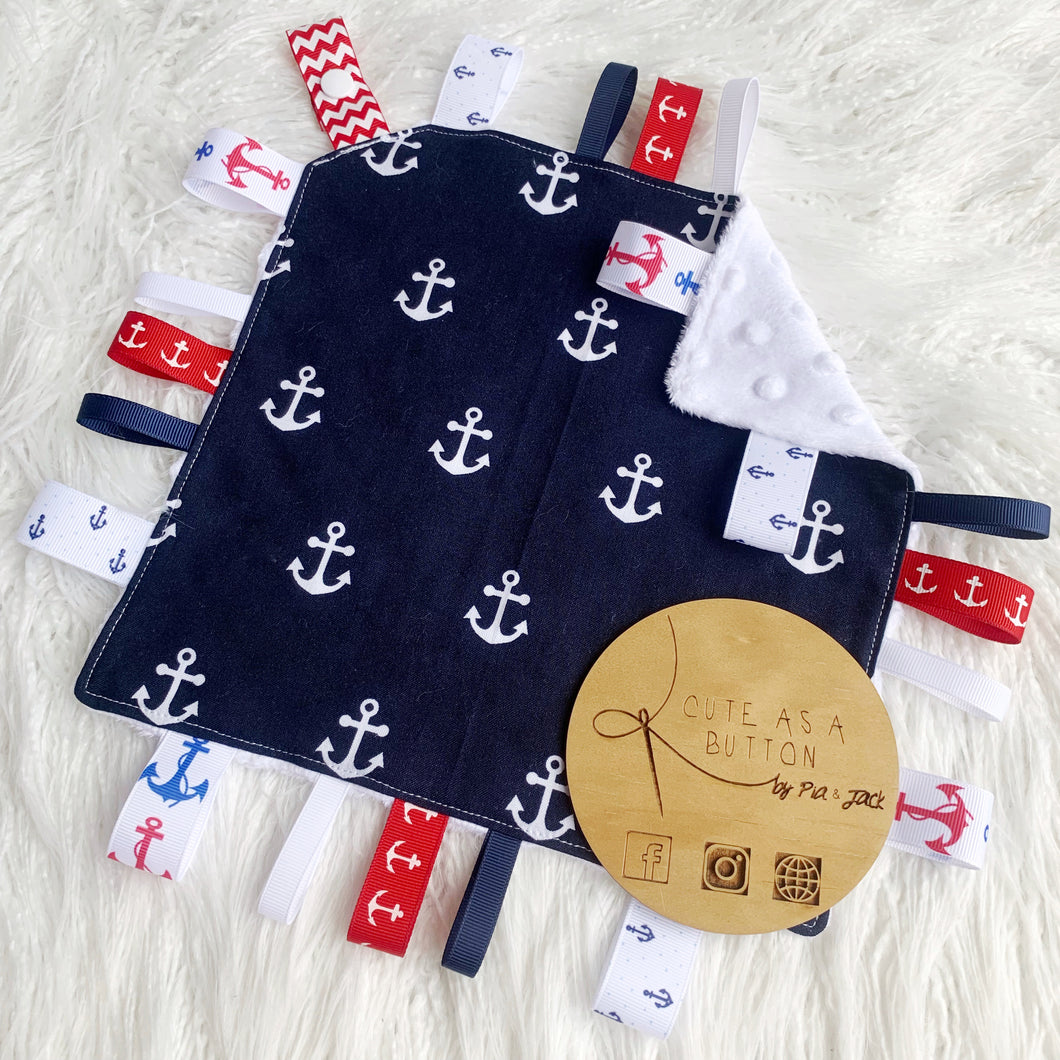 Anchor taggie