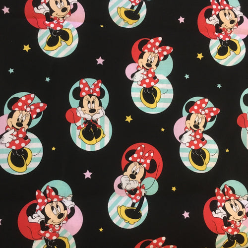 Minnie mouse - black