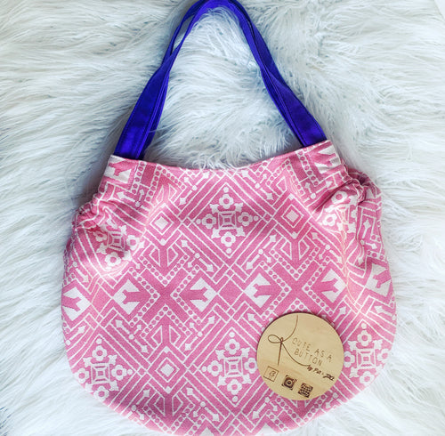 Gatsby rose kids slouch bag
