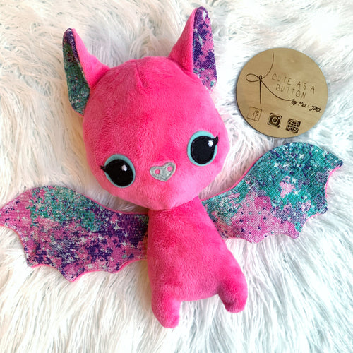 Supernova Bat Plushie