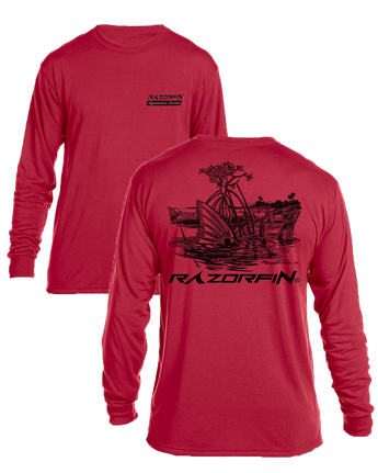 Signature Series Red Drum DRI-POWER®
