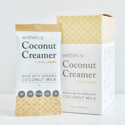 Coconut Creamer + TruMarine Collagen