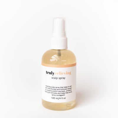 Truly Relieving Scalp Spray