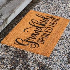 Grandkids Spoiled Here | Door Mat