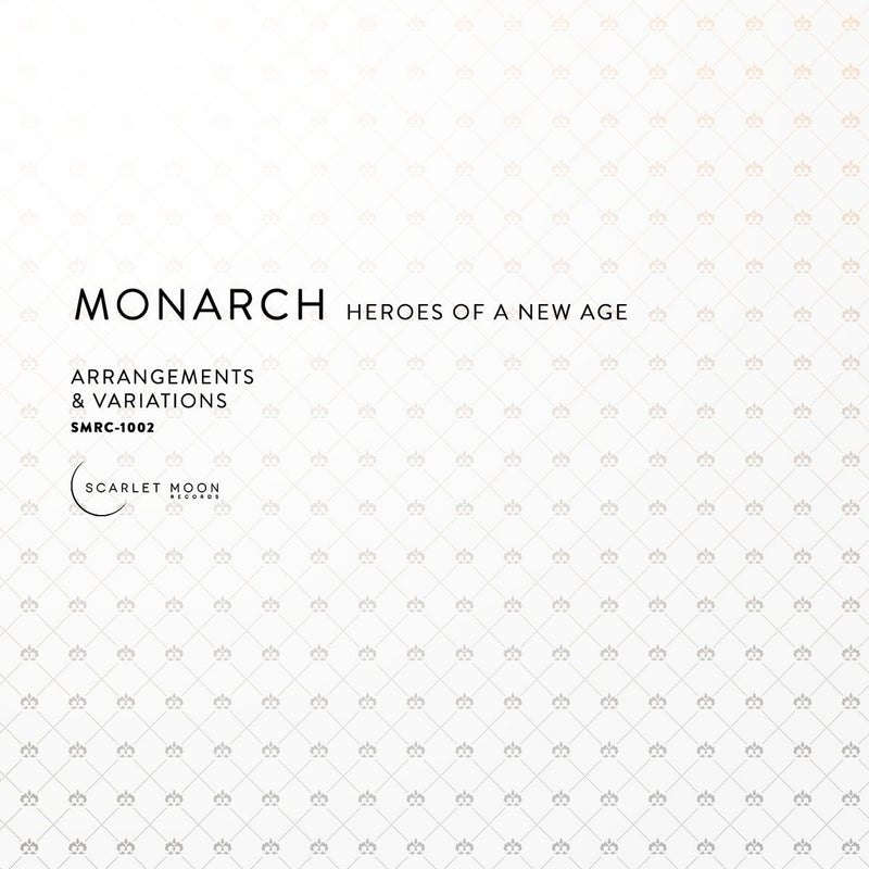 Monarch: Heroes Of A New Age Arrangements & Variations (Limited Print Physical Cd) Compact Disc