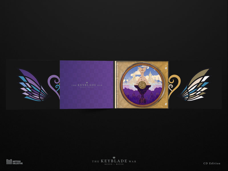 The Keyblade War (Compact Disc) Compact Disc