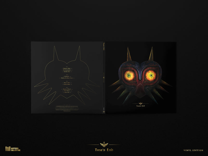 Times End: Majoras Mask Remixed (Vinyl) Vinyl