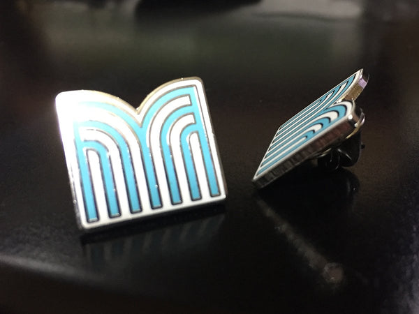 Materia Collective Lapel Pin Merchandise