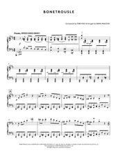 UNDERTALE Piano Collections (Physical Sheet Music Book)