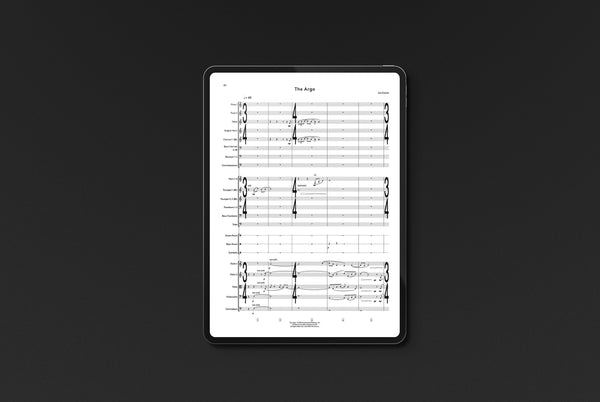 Battletech Collectors Edition Score Book (Digital Sheet Music) Music