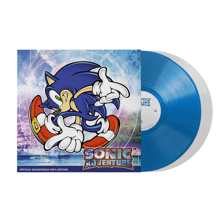 Sonic Adventure Official Soundtrack (2x LP)