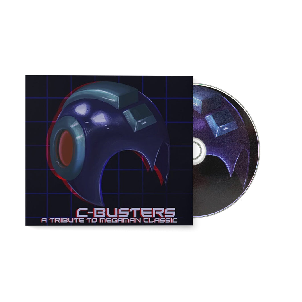 C-Busters: A Tribute to Mega Man Classic (Compact Disc)