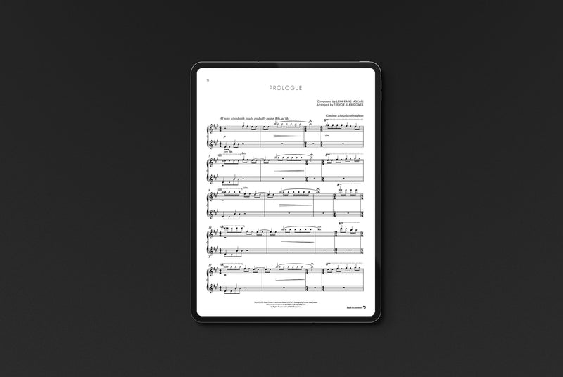 Celeste Piano Collections (Digital Sheet Music) Music