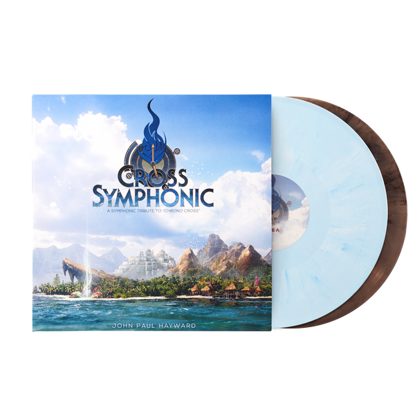 Cross Symphonic - A Symphonic Tribute to Chrono Cross - John Paul Hayward (2x LP Vinyl Record)