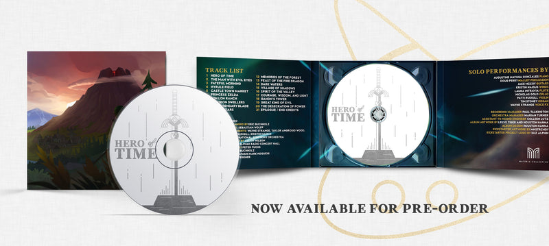 Hero Of Time (Compact Disc) Compact Disc